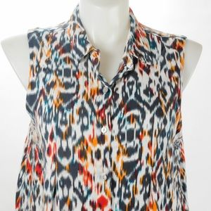 Faded Glory - Tie Dyed Design Dress - Size XL